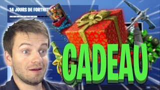 🔴 [FORTNITE] NEW SKIN OF MALADE - GAME ABO AND WARNING At 15H FIN FIN OF NOEL GIFTS!