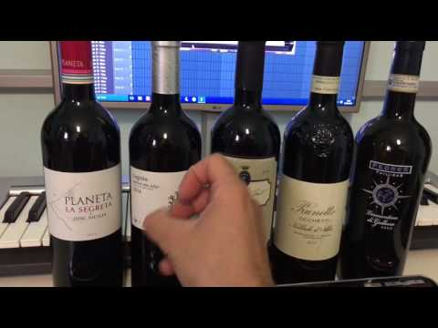 Good Bottles of Wine turned into classical MUSIC - Beethoven's Ode to Joy