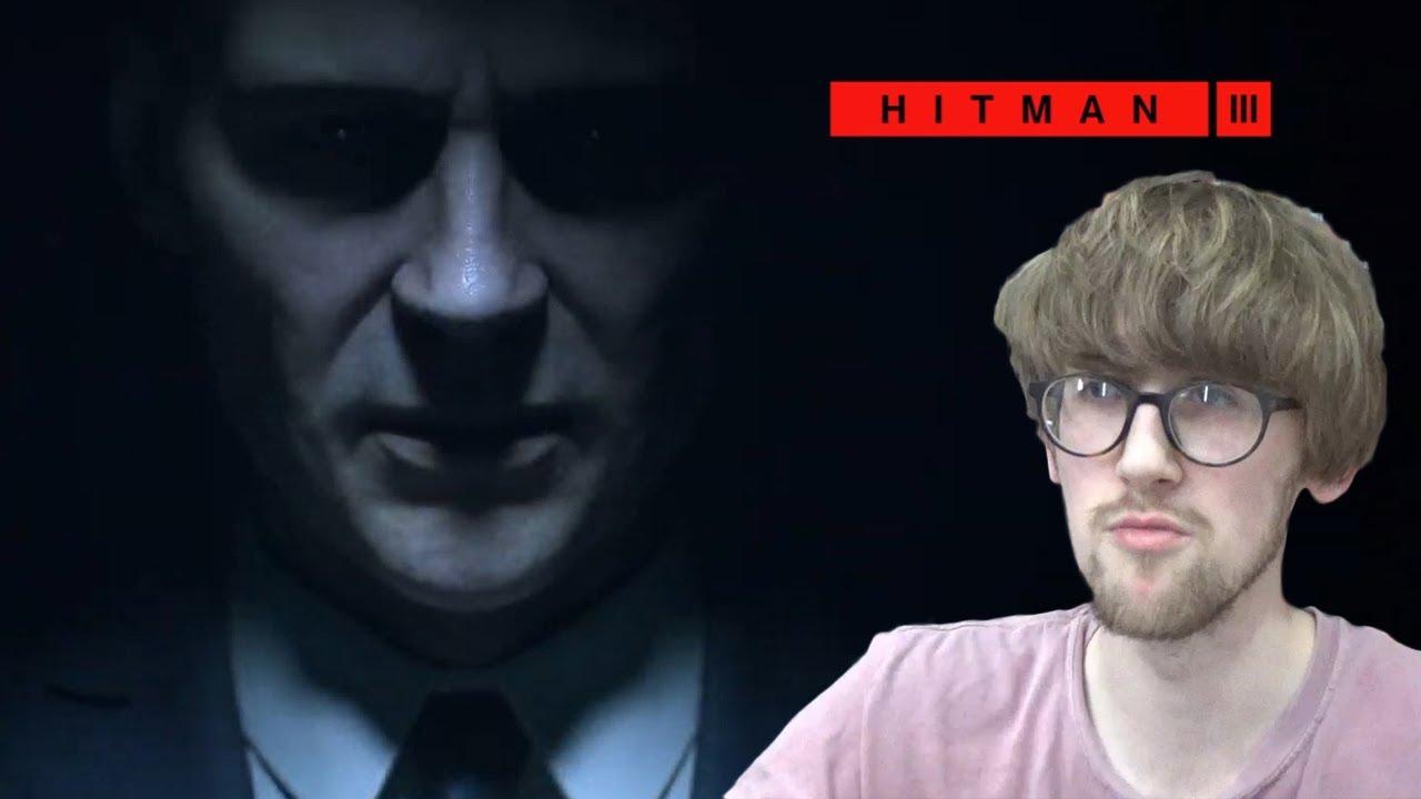TrophyMuncher: Hitman 3 PS5 Trailer Reaction - YouTube