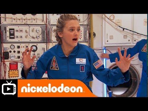 Nicky, Ricky, Dicky & Dawn | Space Simulator | Nickelodeon UK