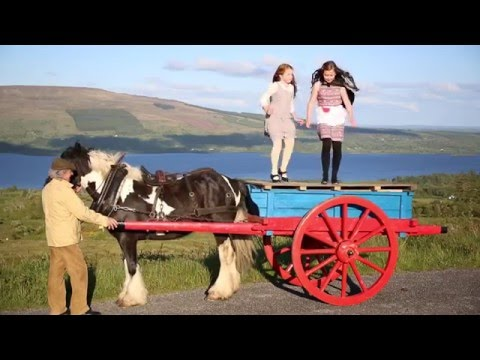 Cart Dancing in Co. Leitrim