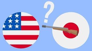 Почему Япония напала на США ?