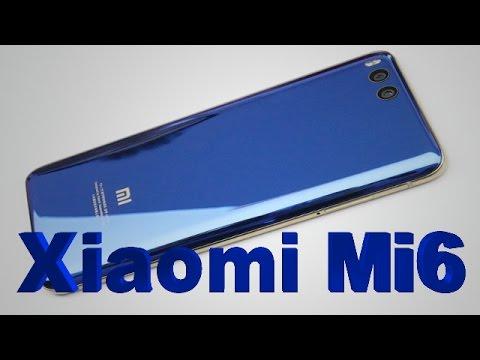 Xiaomi Mi6 Самый полный обзор девайса с топовыми характеристиками