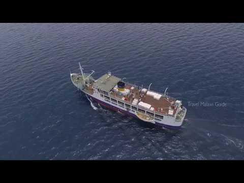Ilala sailing on Lake Malawi   Travel Malawi Guide