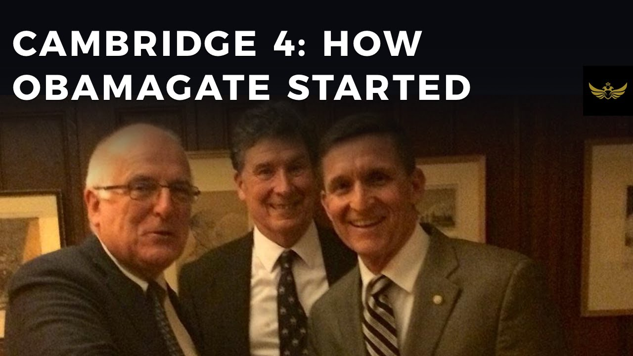 Cambridge Four, kill shot against Michael Flynn & targeting Carter Page