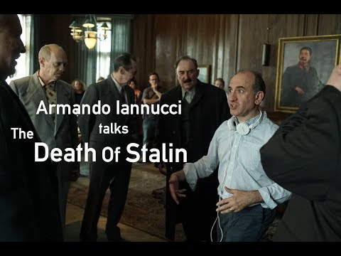 Armando Iannucci interviewed by Simon Mayo and Mark Kermode Mp3