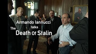 Armando Iannucci interviewed by Simon Mayo and Mark Kermode