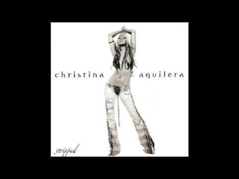 Christina Aguilera Stripped Full Album
