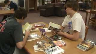 "UHS Book ""Speed"" Dating 4/29/13"