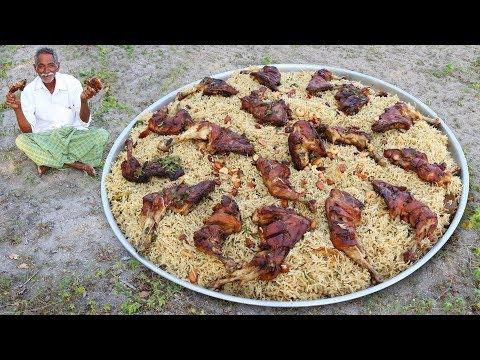 Ya Kabsa | Chicken Kabsa Recipe | Arabian Traditional Chicken Kabsa By Grandpa Kitchen