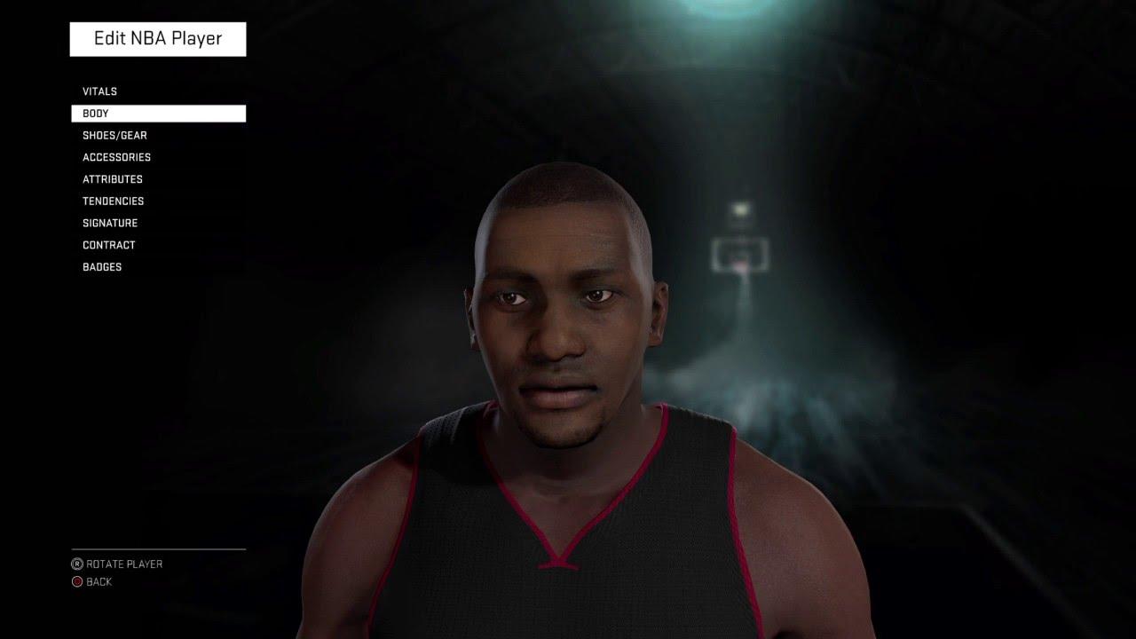 NBA 2K16 Sherman Douglas