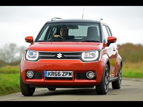 New Suzuki Ignis 2017 Review