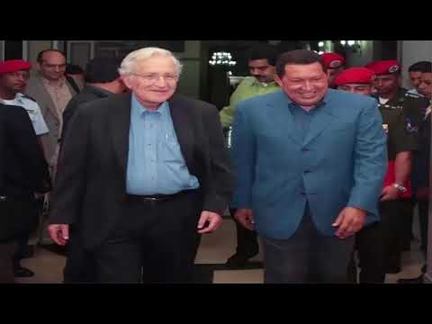 Noam Chomsky - Office Boy da Esquerda