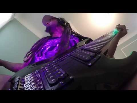 "Teddy Killerz June Miller Modestep ""Make You Mine"" Guitar Cover Drum&Bass Remix via Nappy Soldier"