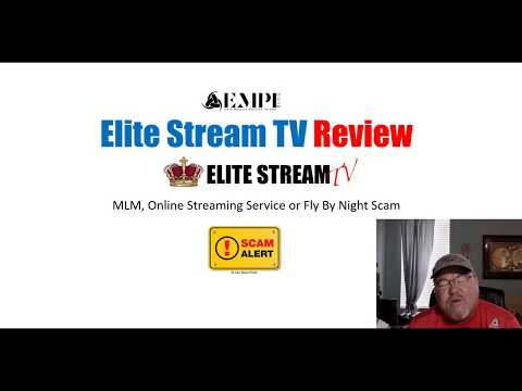Elite Stream TV Review- Cheap TV or Ticket Back to Cable