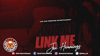 Jae Hemmings - Link Me (Clean) [Audio Visualizer]