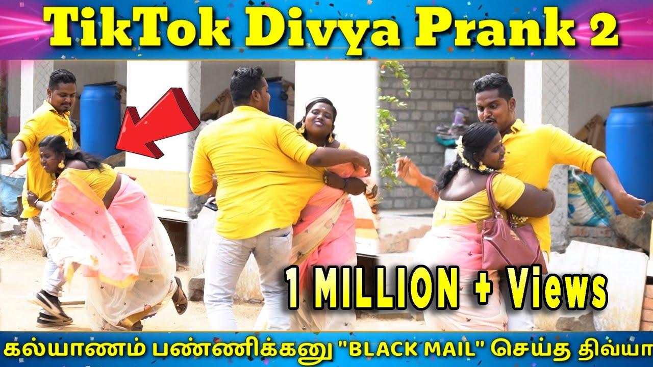 TikTok Divya Prank | Part 2 | Karthi Love Proposal Prank | Tamil Prank | Jaaimanivel | JMV Prank