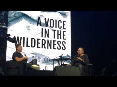 Q & A with Erwin McManus and Brian Houston