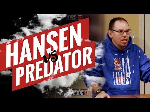 Chris Hansen vs. Predator - Military veteran caught in Connecticut sting (Pt. 1) - Crime Watch Daily