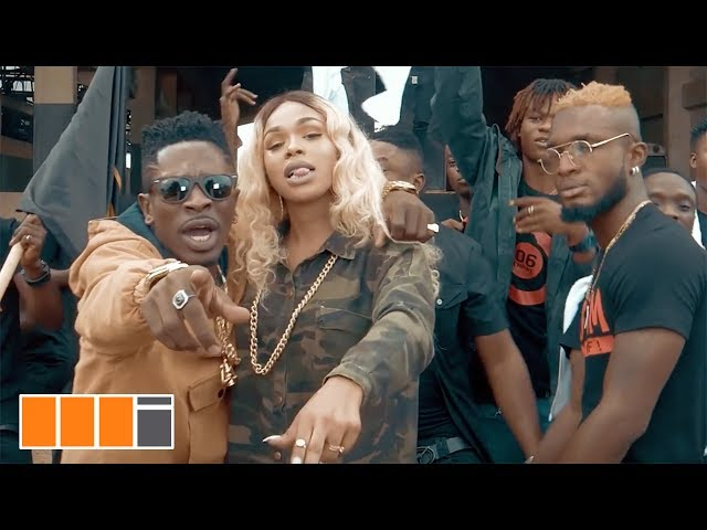 Lousika ft. Shatta Wale - Opampam (Official Video)
