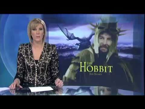 New Zealand actors gather amidst Hobbit controversy