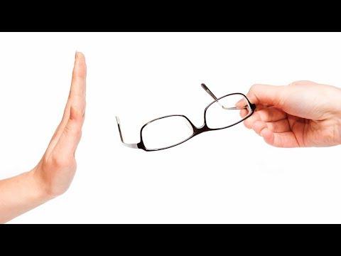 Видео улучшить зрение без операций
