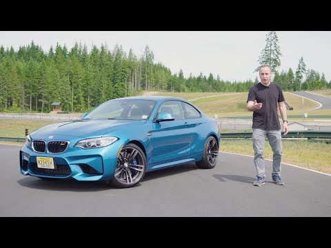 2017 BMW M2 Review and Speed Test