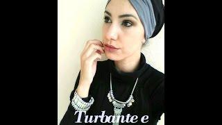 Baixar Tutorial Turbante simples com headband por Fabiola Oliveira