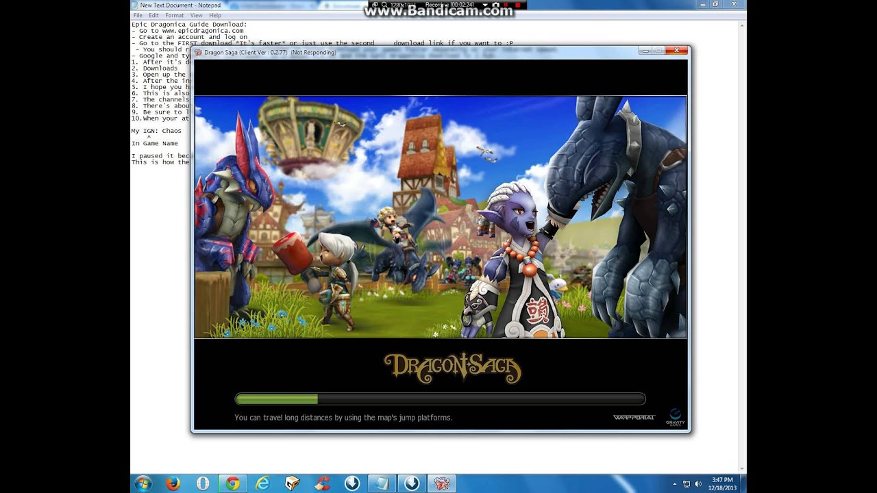 Epic Dragonica