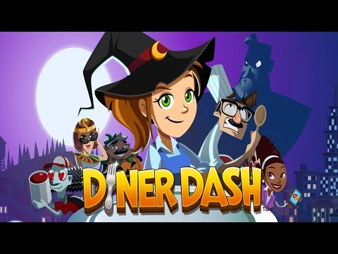 Diner Dash (by PlayFirst, Inc.) - IOS / Android - HD Gameplay Trailer