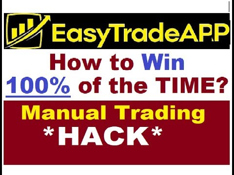 EasyTradeAPP| HOW to Trade Like a PRO? (Learn this strategy)🌟💲