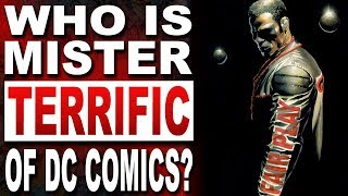 Who Is DC Comics' Mister Terrific? The Most Talented Hero In DC Comics!