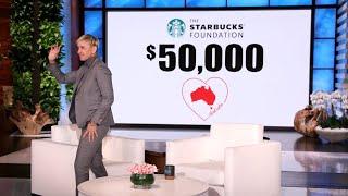 Win a VIP Seat in the Starbucks® Rewards Skybox!