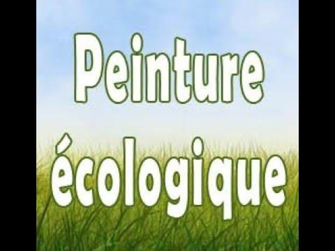 Fabriquer sa peinture écologique                #ECOLOGIE