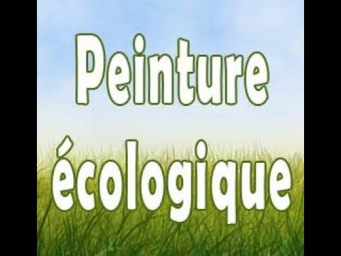 fabriquer sa peinture cologique ecologie youtube. Black Bedroom Furniture Sets. Home Design Ideas