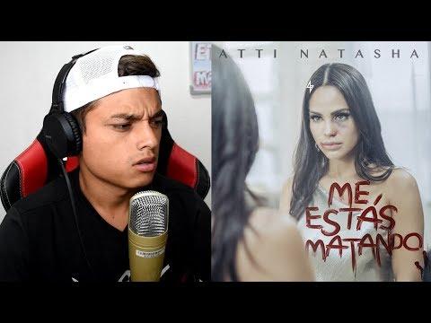 [Reaccion] Natti Natasha – Me Estás Matando 💔 [Video Oficial] Themaxready