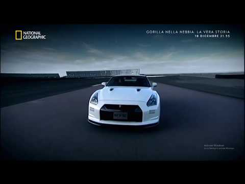 Megafabbriche -  Nissan GT-R