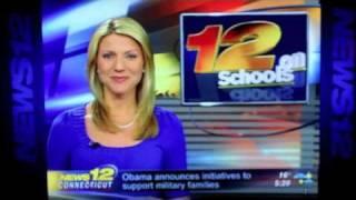 Alex Britton Interviewed on News12
