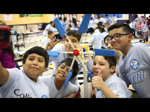 Besteiro Middle School- Advanced Engineering CAMP