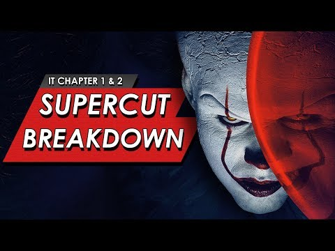 IT Chapter 1 & 2 Supercut Breakdown   Every Deleted & New Film Scene That Will Be Added Explained
