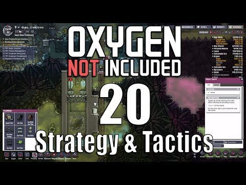 Oxygen Not Included Strategy & Tactics 20: Ask and Yes Shall Receive