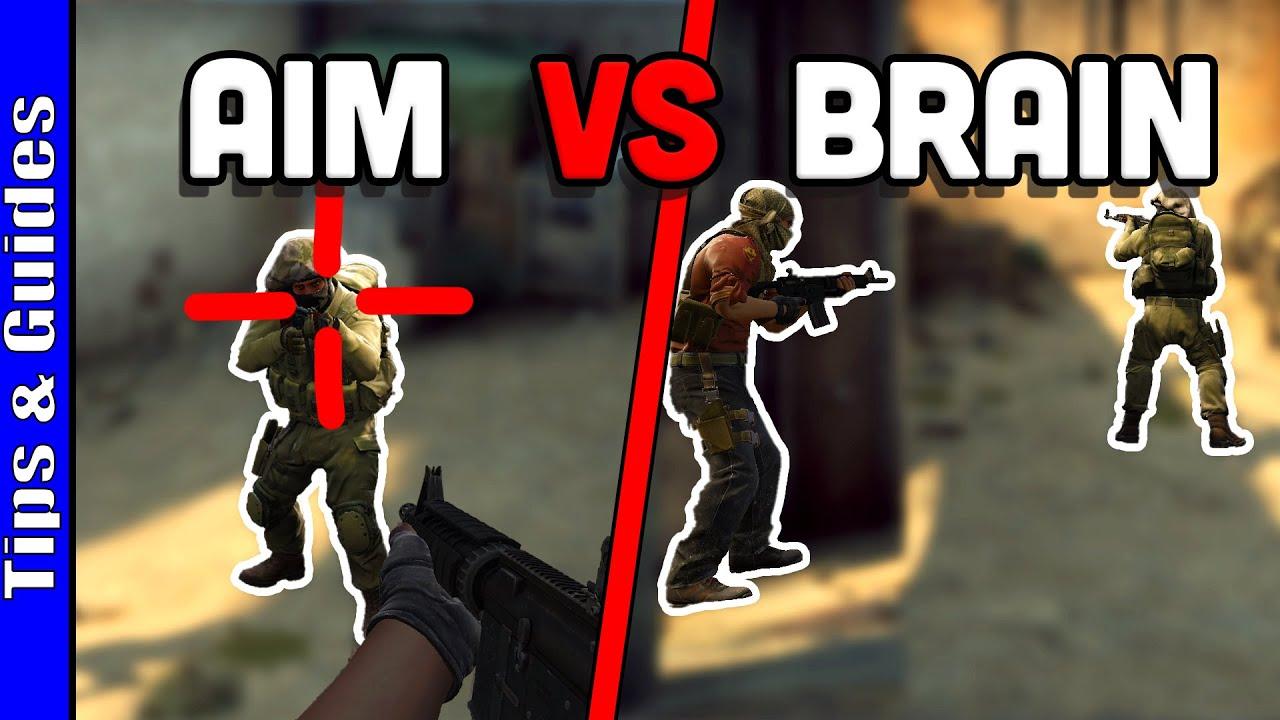 is Aim More Important than Gamesense?