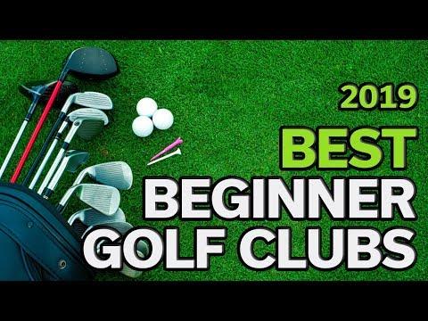 Golf Club For A Beginner: Best Beginner Golf Clubs 2019 - TOP 8
