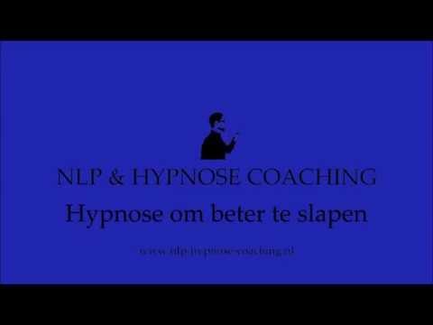 Beter slapen - hypnose sessie om beter te slapen