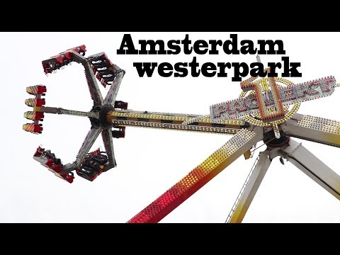 REVIEW: kermis Amsterdam westerpark 2018