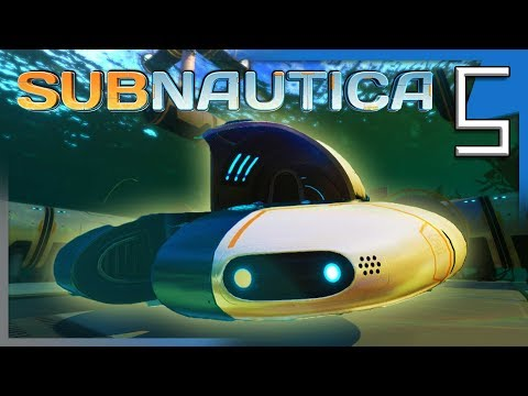 WE'VE GOT THE SEA MOTH! LET'S GO! |  Subnautica Survival Gameplay E5