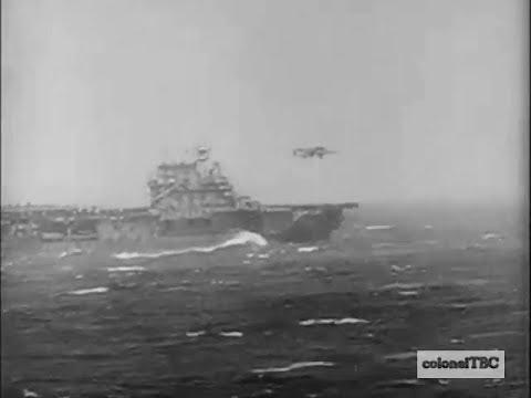 USS Hornet (CV-8) and the Doolittle Raid - 18 April 1942