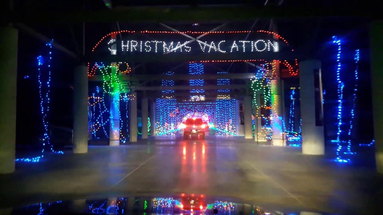 Glittering lights las vegas 2016 youtube for Motor speedway las vegas christmas lights