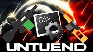 Как создать и настроить сервер для Unturned