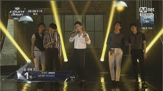 Download WINNER - '공허해(empty)' 0828 M COUNTDOWN : NO.1 OF THE WEEK Mp3